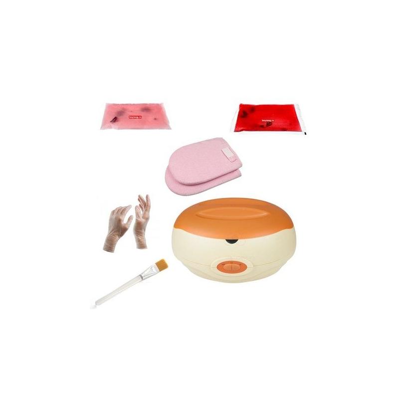 Kit tratament cu parafina pentru maini KTP04A