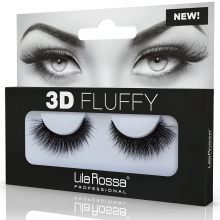 Lila Rossa gene false banda 3D Fluffy V9101