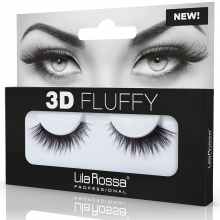 Lila Rossa gene false banda 3D Fluffy V9102