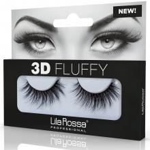 Lila Rossa gene false banda 3D Fluffy V9102
