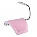 Aspirator profesional pentru praf  cu Lampa LED si 2 Ventilatoare