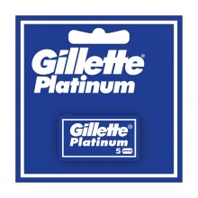 Lame Clasice Gillette Platinum, Set 5 Bucati