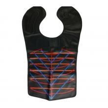 Manta Pelerina cu Magnet pentru Vopsit Neagra 70x50 Dreptunghiulara