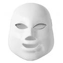 Masca Terapie Led Faciala cu 7 Culori, pentru Fata si Gat