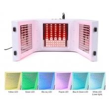 Masca Fototerapie Led 7 Culori, Puterea Luminii: 0.01mW