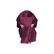 Manta Pelerina Olivia Garden Charm Burgundy / Teal / Neagră