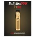 Masina de Contur Babyliss - Skeleton FX787G Pro Gold Trimmer