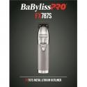 Masina de Contur Babyliss - Skeleton FX787S Pro Silver Trimmer