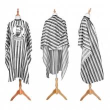 Pelerina Tuns, Manta Frizerie 12 Stripe Barber