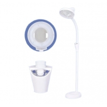Lampa Cosmetica cu Led si Reglaj pe Intensitate Lumina, Picior Fix, 5X, Model Nou 2021