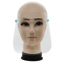 Viziera Transparenta Ochelari cu Masca pentru Salon