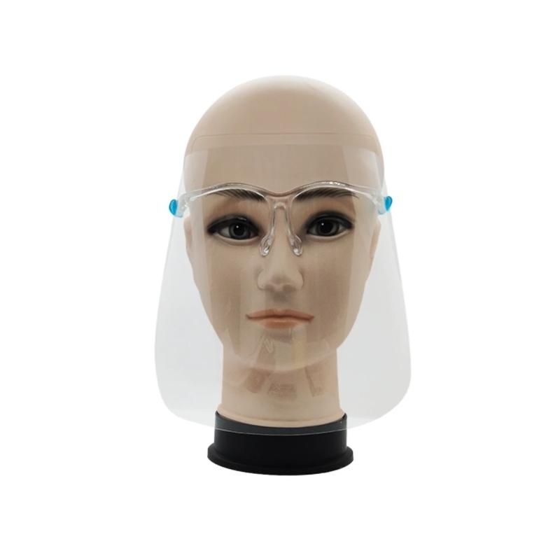 Viziera Transparenta Ochelari pentru Salon