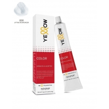 Vopsea de Par Permanenta cu Amoniac Natural Blond Deschis Yellow Color 11.00 100ml
