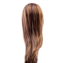 Cap manechin saten cu suvite blonde,270-4L -60cm
