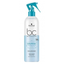 Spray Balsam pentru Hidratarea Parului Schwarzkopf Professional, Bonacure Hyaluronic Moisture Kick, 400 ml