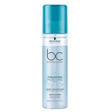 Spray Balsam pentru Hidratarea Parului Schwarzkopf Professional, Bonacure Hyaluronic Moisture Kick, 200 ml