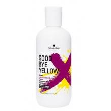 Sampon pentru Neutralizarea Tonurilor de Galben pentru Par Vopsit Schwarzkopf Professional Good Bye Yellow, 300 ml