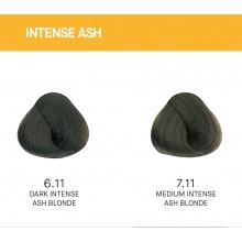 Vopsea de Par Yellow Intense Ash Permanenta cu Amoniac 100ml