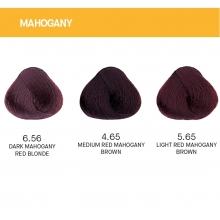 Vopsea de Par Mahogany Yellow Permanenta cu Amoniac 100ml