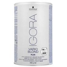 Decolorant Pudra pentru Par Schwarzkopf Professional Igora Royal Vario Blond Plus Light, 450g