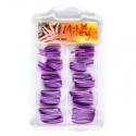 Tipsuri colorate pentru manichiura