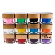 Gel UV Color Miley - Set 12 Bucati