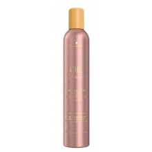 Tratament Spuma pentru Parul Normal si Subtire Schwarzkopf Professional Oil Ultime Marula & Rose Treatment, 500ml