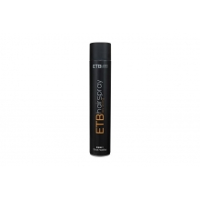 Fixativ Spray cu Fixare Puternica ETB Hair Professional fixativ 750 ml