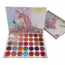 Trusa Profesionala Make-Up My Beautyful Unicorn Gelanzi, 35 de Culori