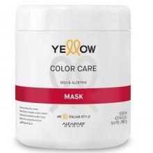 Masca pentru Ingrijirea Parului Vopsit Yellow Color Care, 1000ml