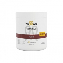 Masca Nutritiva pentru Parul Uscat Yellow Nutritive,1000ml