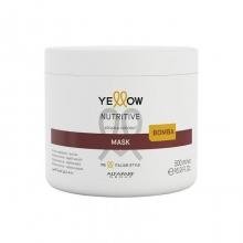 Masca Nutritiva pentru Parul Uscat Yellow Nutritive,500ml
