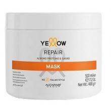 Masca Reparatoare pentru Par Yellow, 500 ml