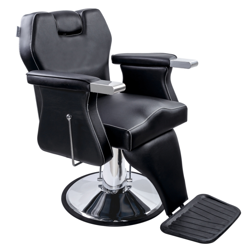 Scaun Frizerie Barber Vintage - Piele Maro