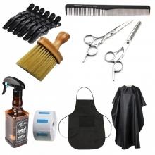 Set kit complet produse frizerie coafor Levi