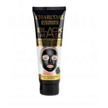 Masca de Fata Exfolianta cu Carbune Activ, CHARCOAL Black Mask