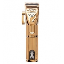 Kit Combo Pop Barbers Masina de Tuns + Contur Gold, 7.200 Rpm