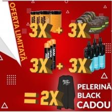 Pachet Promo Colonie+Fixativ+Ceara-3 Bucati, 2 Pelerine Cadou