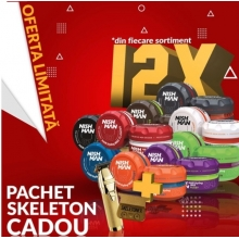 Pachet Promo-Ceara de Par-12 Buc+Masina de Contur Babyliss Skeleton+Cutit Cadou