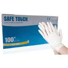 Manusi Profesionale Albe Safe Touch din Latex S