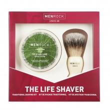 Set Cadou pentru Baribierit Menrock Life Shaver