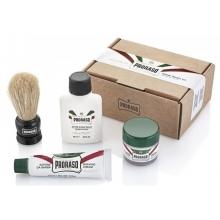 Set pentru Barbierit Proraso Travel