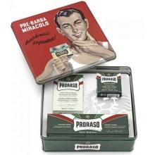 Set pentru Barbierit Proraso Vintage Selection Gino