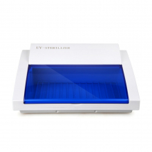 Sterilizator UV, Mecanic, Alb-Albastru, 8 W, LR9007