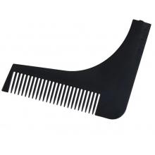 Sablon Profesional pentru Barba cu Pieptene