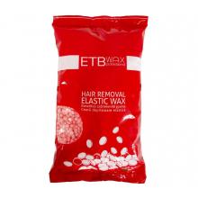 Ceara Elastica Perle 1kg Roz TIO2 - ETB Wax Professional