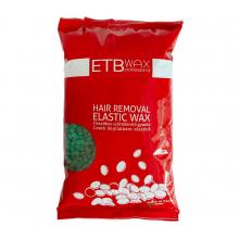 Ceara Elastica Perle 1kg Verde - ETB Wax Professional