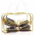 Set 4 Perii Rotunde Nano Thermic - Olivia Garden