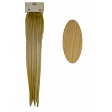 EXTENSII CU 2 CLIPSURI 60cm blond deschis