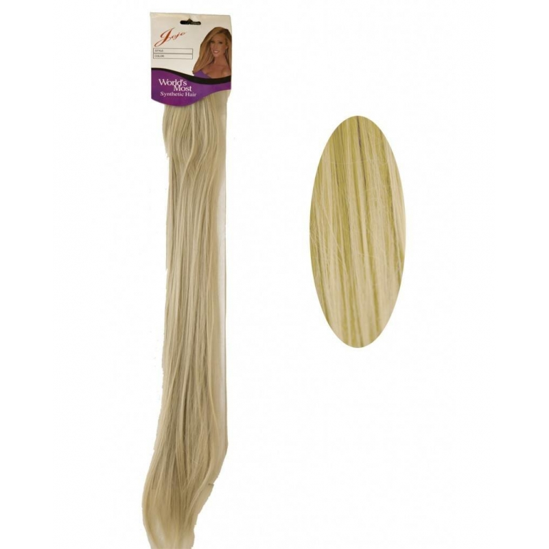 EXTENSII CU 4 CLIPSURI 60cm blond deschis